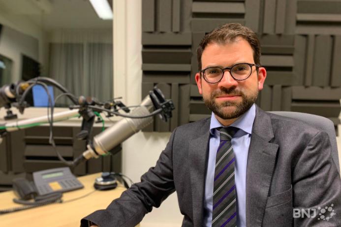 """Damien Cottier invité de """"place publique"""" sur RTN (6 mars 2019)"""