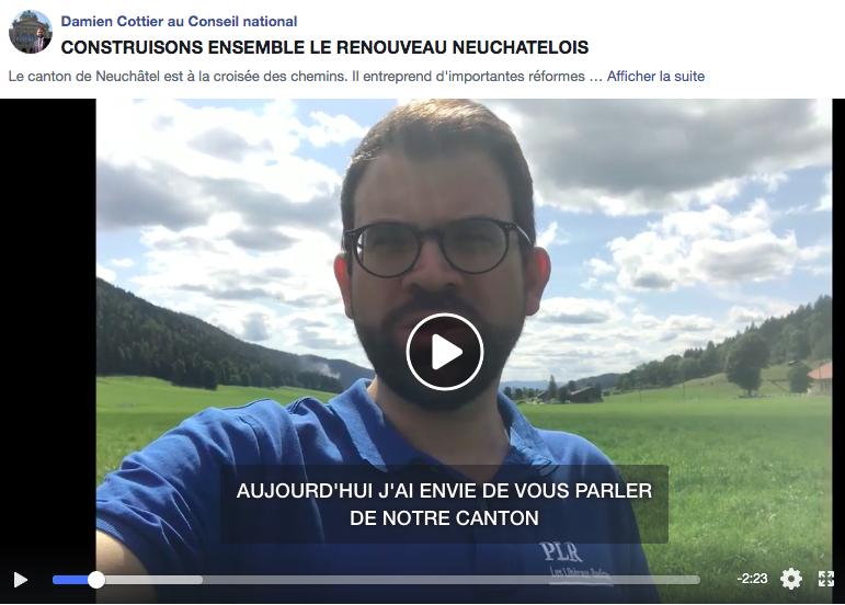 Neuchâtel à la croisée des chemins